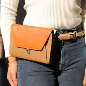 Ember Trio: Belt, Bag, & Wallet